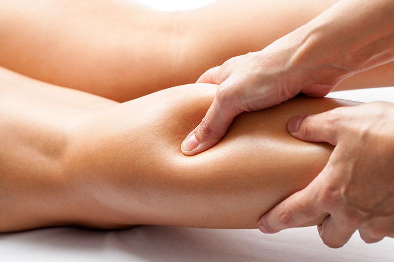Massaggio linfodrenante